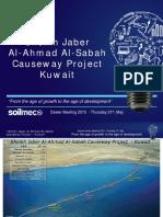 413 8 Kuwait Project Cavalcoli
