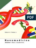 Nanomedicine, Vol. I and II: Basic Capabilities