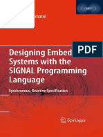 Abdoulaye Gamatie (auth.) Designing Embedded Systems with the SIGNAL Programming Language- Synchronous, Reactive Specification.pdf