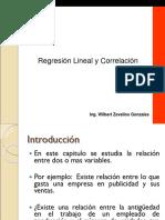 Clase 10 - Regresion Lineal y Correlación