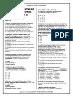 Banco de Preguntas de Historia Universal-2