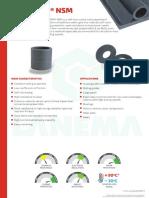 Nylatron® NSM - Technical Datasheet