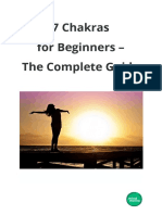 7 Chakras for Beginners the Complete Guide