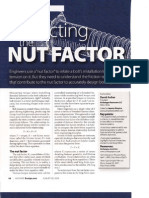 Dissecting the Nut Factor