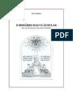 O Rosário das Clausulas