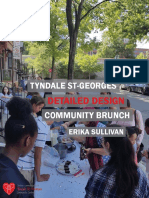 Sullivan Detailed Design Community Brunch