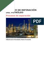 Separación Del Petroleo
