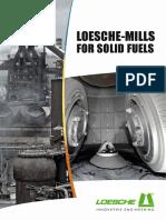132 Loesche Mills for Solid Fuels Coal Mill E 2016