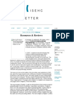 PracticalEvidence-basedPhysiotherapy Bindawas ISEHCNewsletter