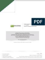 Prevalencia, Posibles Asociaciones y Características de desordenes alimentarios