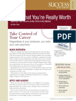 Earn What Youre Worth Summary.pdf