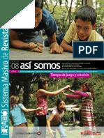 ASÍ SOMOS Nº 8. Tiempo de juego y creación .pdf