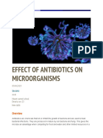 effect of antibiotics on microorganisms.pdf