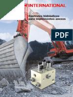 Catálogo Hydac Blocos hidráulicos para implementos de equipamentos móveis.pdf