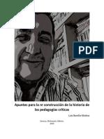 Aproximacion a la re construcción de la historia de las pedagogías críticas.pdf
