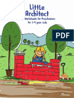 3 4 Little Architect Free Worksheets