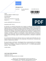 Comunicación Externa General via Mail-2019-EE-039191