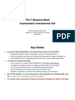 dePrado econometric investments.pdf