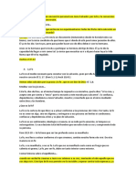 Fe y Conversion Resumen