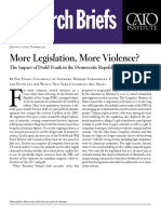 More Legislation, More Violence? The Impact of Dodd-Frank in the Democratic Republic of the Congo