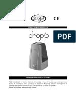 Manual de Utilizare Argo Drop RO