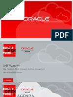 Oracle Retail v16 Sales Presentation