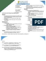 treatment protocol acute gout