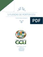 5 Fuezas de Porter CCU Listo