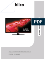 PHILCO+TV+PH32F33DG+V.B