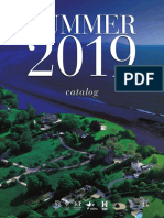 Adult Summer 2019 Catalog