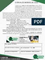 Ficha de Inscrição IV Torneio Erivaldo Moraes de Judô - A2Fit e Alemão