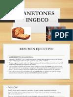 PANETONES INGECO DIAPOS