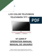 NPG NT-229W-P LCD Television.pdf