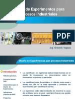 Presentacion DOE Procesos Industriales
