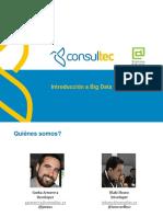 01. Introducción a Big Data
