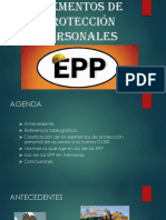 Uso del Epp (1)