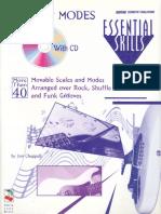 SCALES & MODES - Essential Skills.pdf