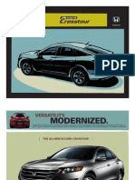 2010 Accord Crosstour Brochure