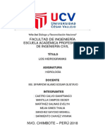 Informe Hidrogramas Final