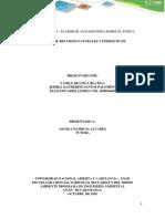 Unidad 2 Fase 3 - Elaborar Análisis DOFA Sobre El POMCA