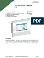 PMS 320 Datasheet