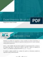 01 Regresión Lineal