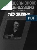 Ted Greene - Modern Chords Progression.pdf