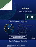 BitPay Payout Presentation
