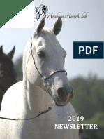 newsletter 2019 trial