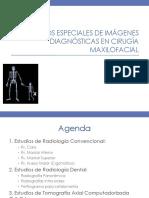 Imagenología maxilofacial.