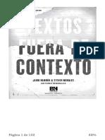 Capitulos 1y 2 Textos Fuera de Contexto (1)
