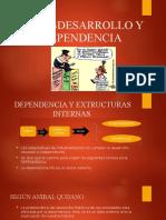 desarrollo y dependencia