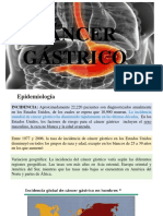 Cancer Gastrico .