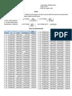 Tarea Matematicas Financieras